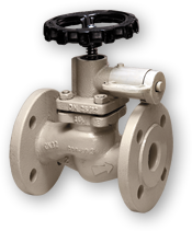 quick-closing valves, hydr./pn.