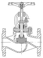 AW 218 Flanged Regulating Valve